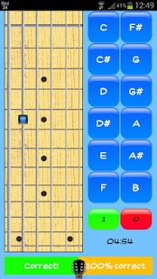 Fretbuster- screenshot thumbnail