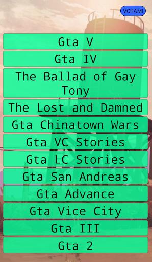 Tutti Trucchi di GTA
