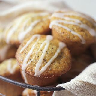 Orange–Poppy Seed Mini Muffins