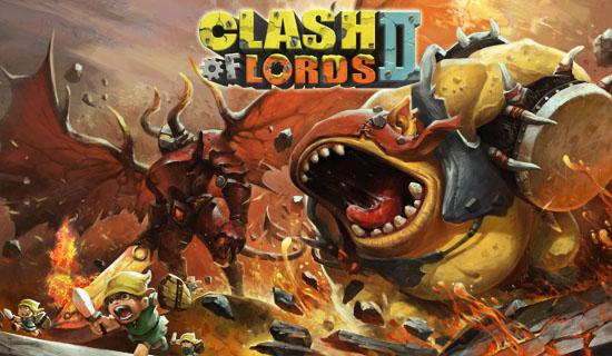 Clash of Lords 2 - screenshot