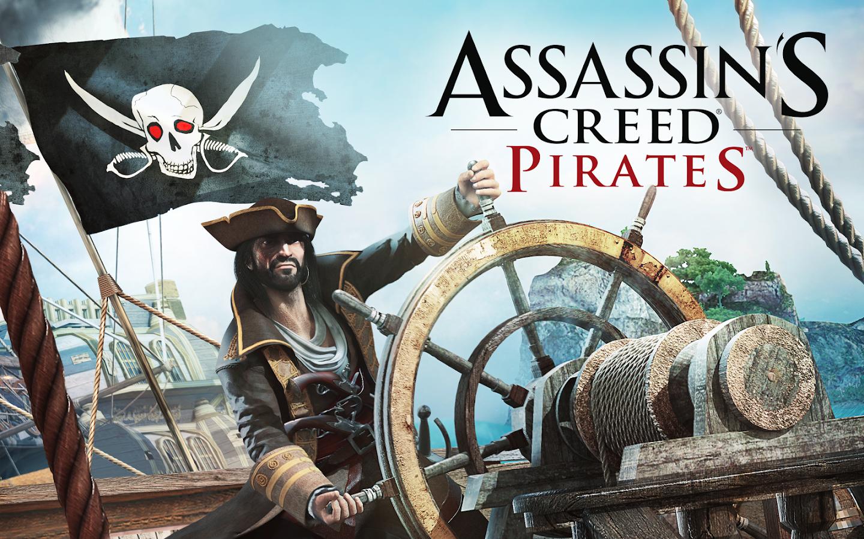 Assassin?s Creed Pirates v1.4.1 (Juegos 2014)