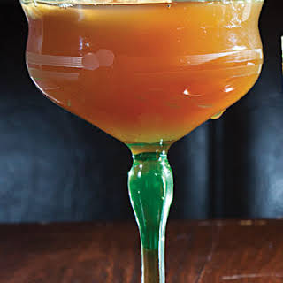 Bourbon Cider.