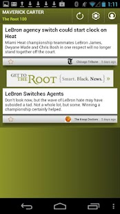 Maverick Carter: The Root 100 - screenshot thumbnail