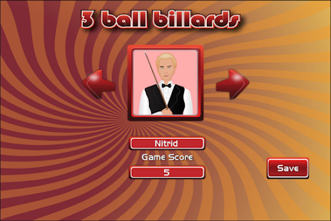 3 Ball Billiards- screenshot thumbnail