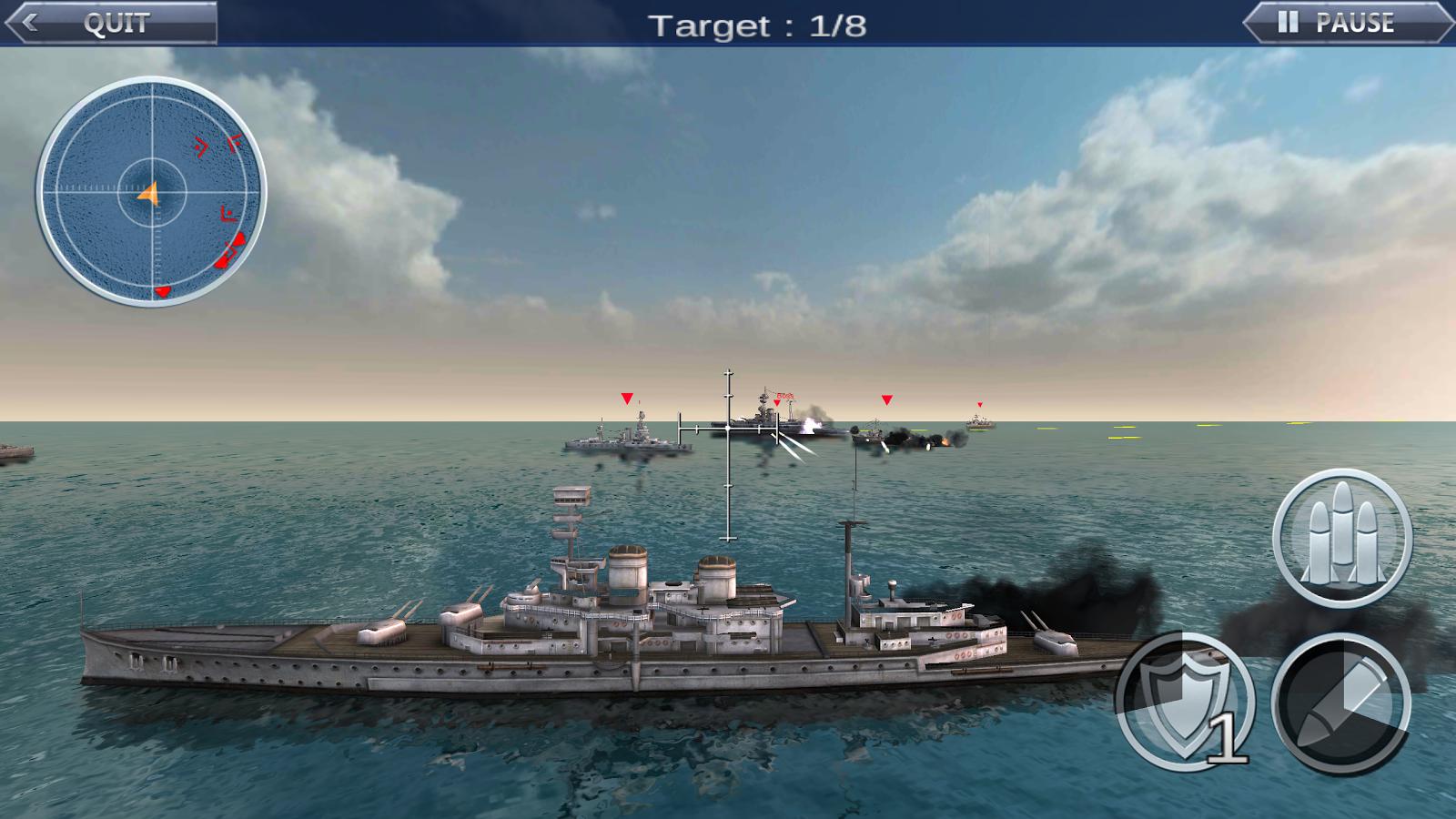 Battle Of Warship Mod Apk