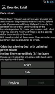 Does God Exist? - screenshot thumbnail