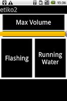 Screenshot of etiko2-water sound 4 rest room