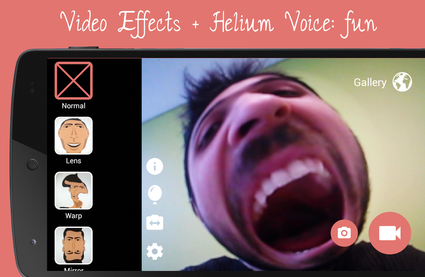 Funny Camera Video Booth Fun Android Apps On Google Play
