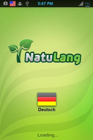 NatuLang German