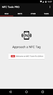 NFC Tools - Pro Edition Screenshot