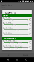 Screenshot of Beirut Electricity Cut Off