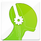 Headset Droid icon