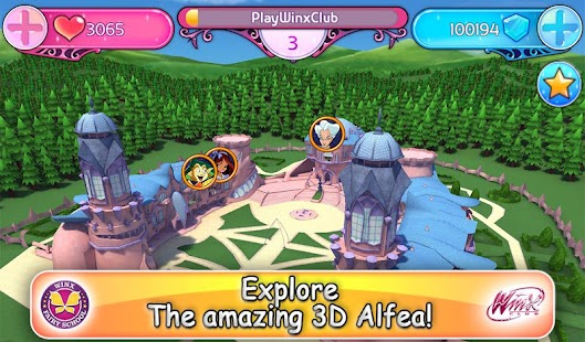 Winx Club: Winx Fairy School- screenshot thumbnail