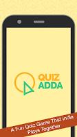 Screenshot of Quiz Adda