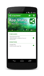 App Share - screenshot thumbnail
