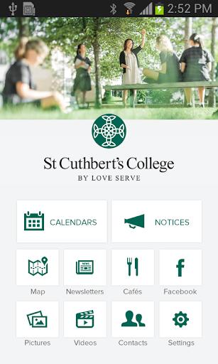 St Cuthbert's College