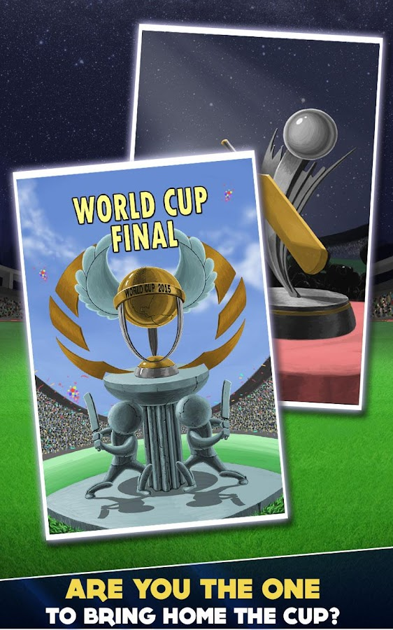 Cricket Career World Cup- screenshot