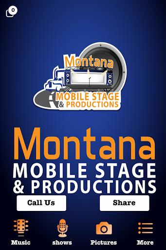 Montana Mobile Stage