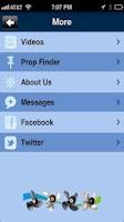 Screenshot of Prop Finder