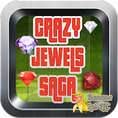 Crazy Jewels Saga Bubble