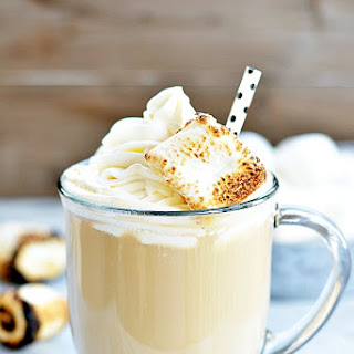 Caramel Marshmallow Latte.
