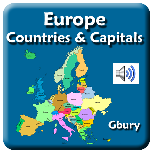 教育必備App|Europe Countries and Capitals LOGO-綠色工廠好玩App