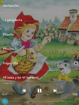 Audio cuentos para niños