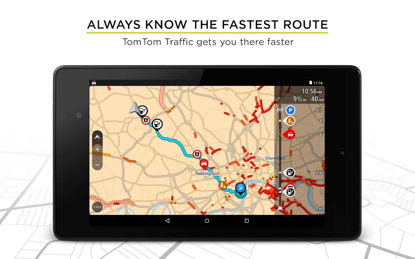 tomtom gps navigation traffic android alkalmaz sok a. Black Bedroom Furniture Sets. Home Design Ideas