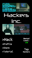 Screenshot of Hackers Inc