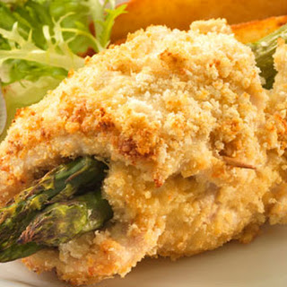 Chicken Breast Stuffed With Asparagus