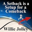 Setback is a Setup for a Come…