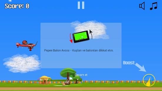 Balon Avcısı - Pepee