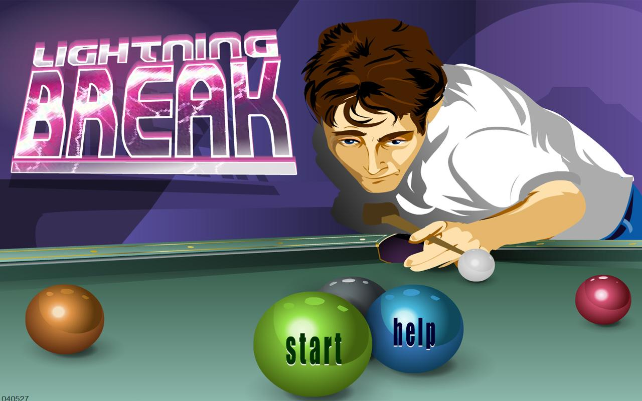 Jeux de Billard - screenshot