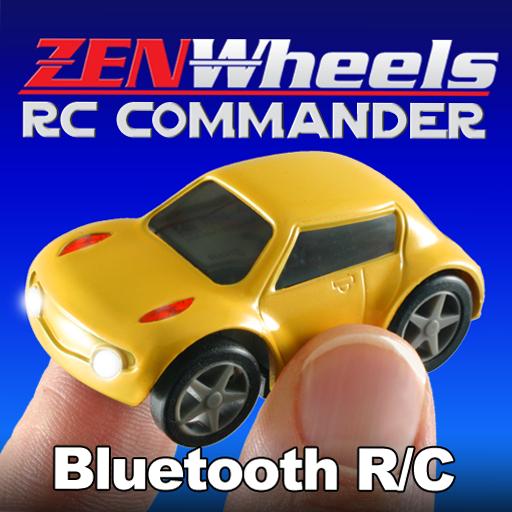 ZenWheels RC Commander file APK Free for PC, smart TV Download