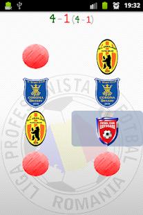 Liga 1 Romania Joc de memorie - screenshot thumbnail