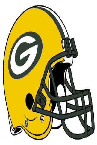 Packers Clock Widget - screenshot