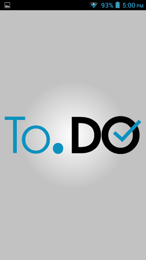 To.Do simple todo list manager
