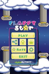 Flappy Star™ 飞扬的星