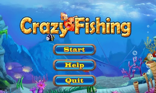 Crazy Fishing FREE