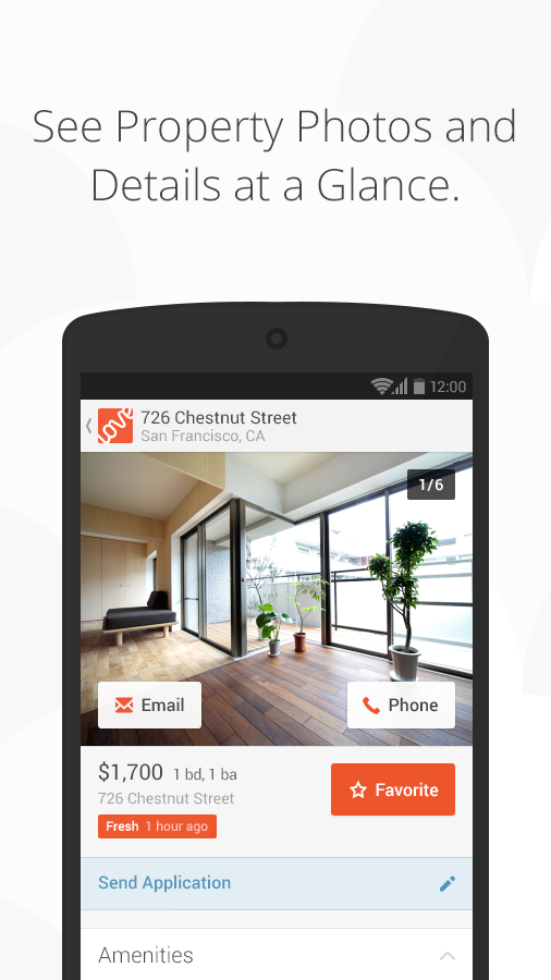 Lovely - Find Homes & Pay Rent - screenshot