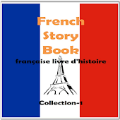 Learn French Book - 12 Stories
