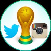 Social World Cup - Brazil 2014