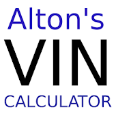 Alton's VIN Calculator