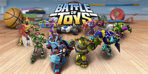 Battle of Toys - Tap Fighter