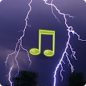 Thunder Sounds Sleep Sounds icon