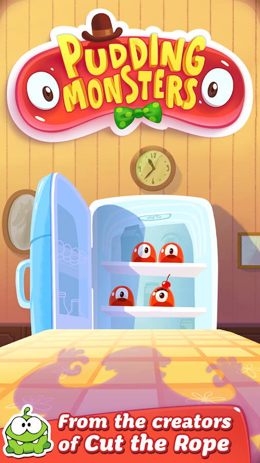 Pudding Monsters Premium- screenshot