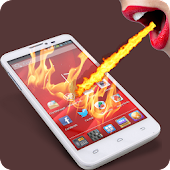 Fire Screen APK for Bluestacks
