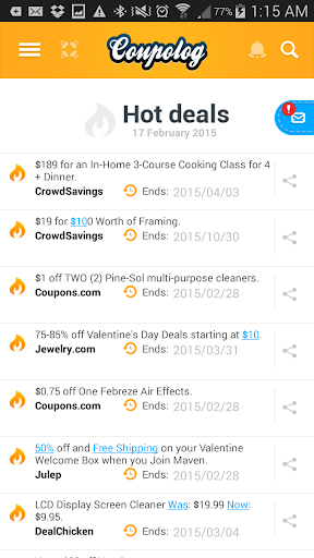Coupons Offers App