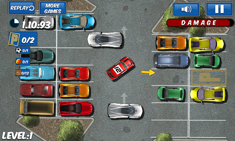 Parking Super Skills- screenshot