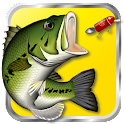 Virtual Bass Fishing 3D icon